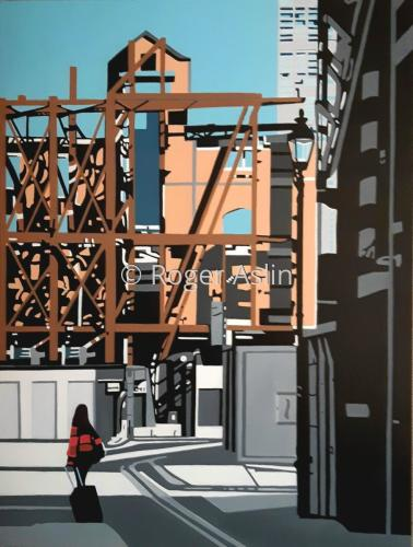 Return to Sun Street by Roger Aslin