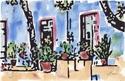 Frida's Courtyard