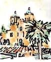 Church of Santo Domingo in Oaxaca, Mexico