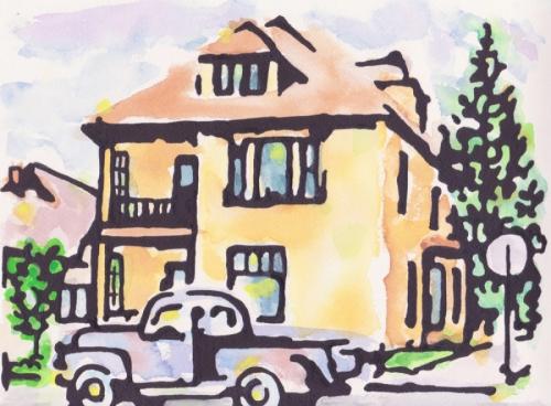 Davis Boarding House