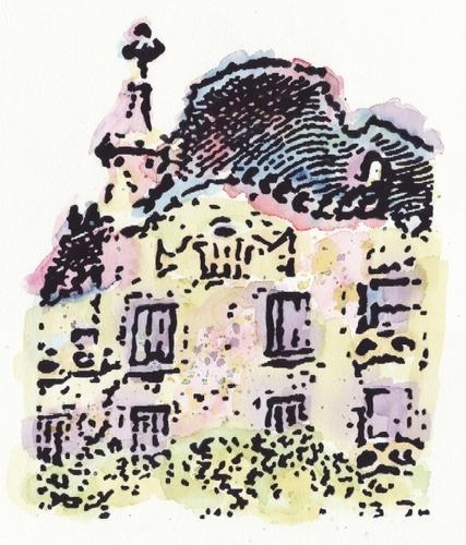 Gaudi's Casa Batlo