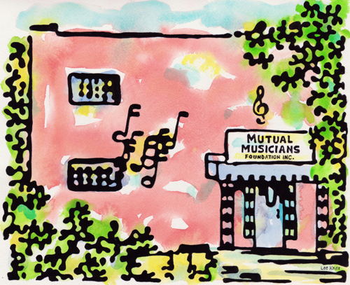Mutual Musicians Foundation
