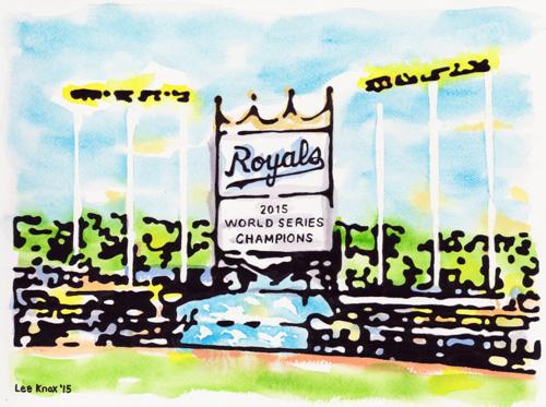 Go, Royals!