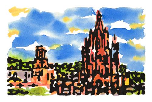 La Iglesia Grande