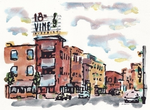 18th & Vine by Lee Knox