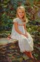 Outdoor Girl Portrait (thumbnail)