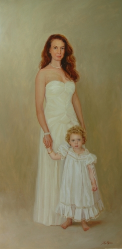 """Jennifer and Penelope"" (large view)"