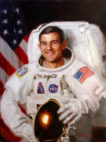 """James S. (Jim) Voss, Astronaut"""