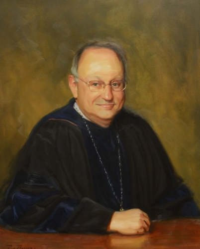 Dr. William Van Muse, President of Auburn University 1992-2001