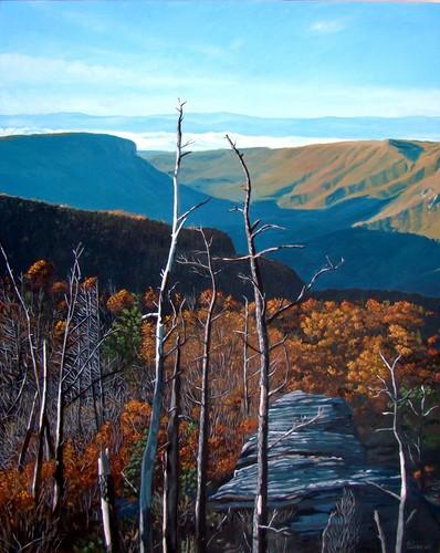 Linville Gorge VI (large view)