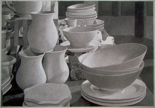 Stacked Plates (large view)
