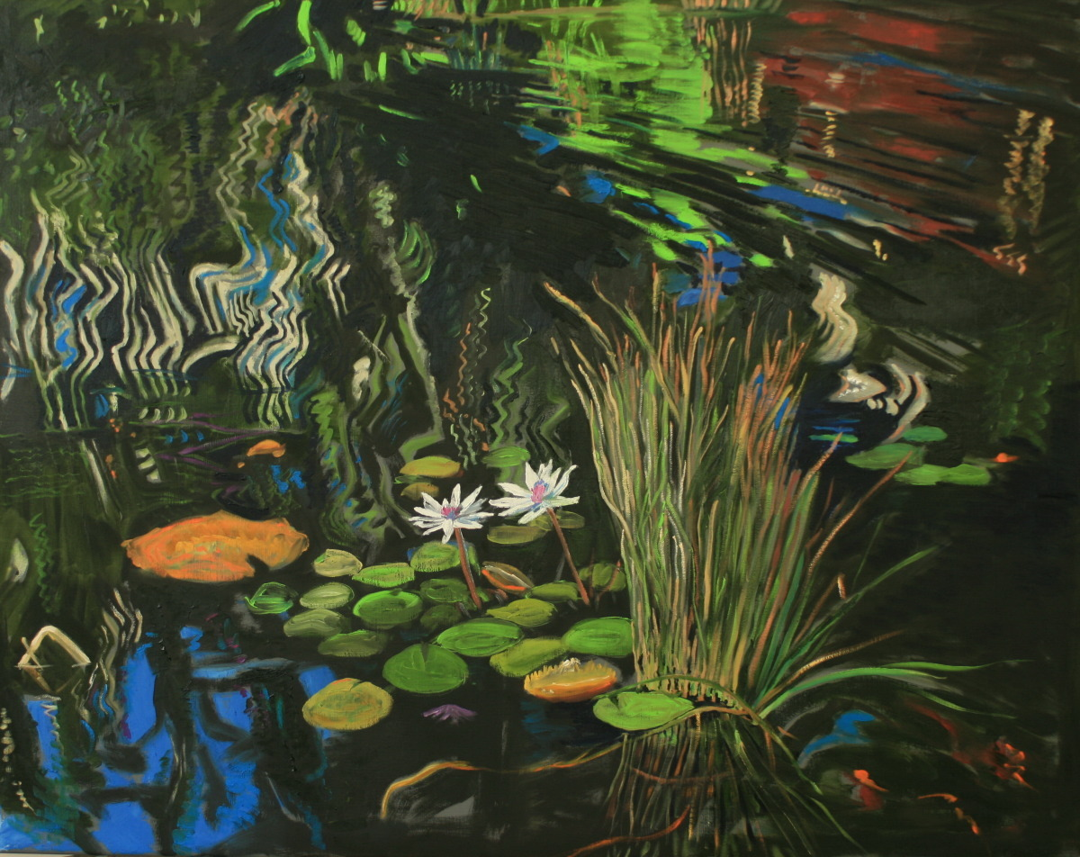 Water Lilies Nr. 11 (large view)