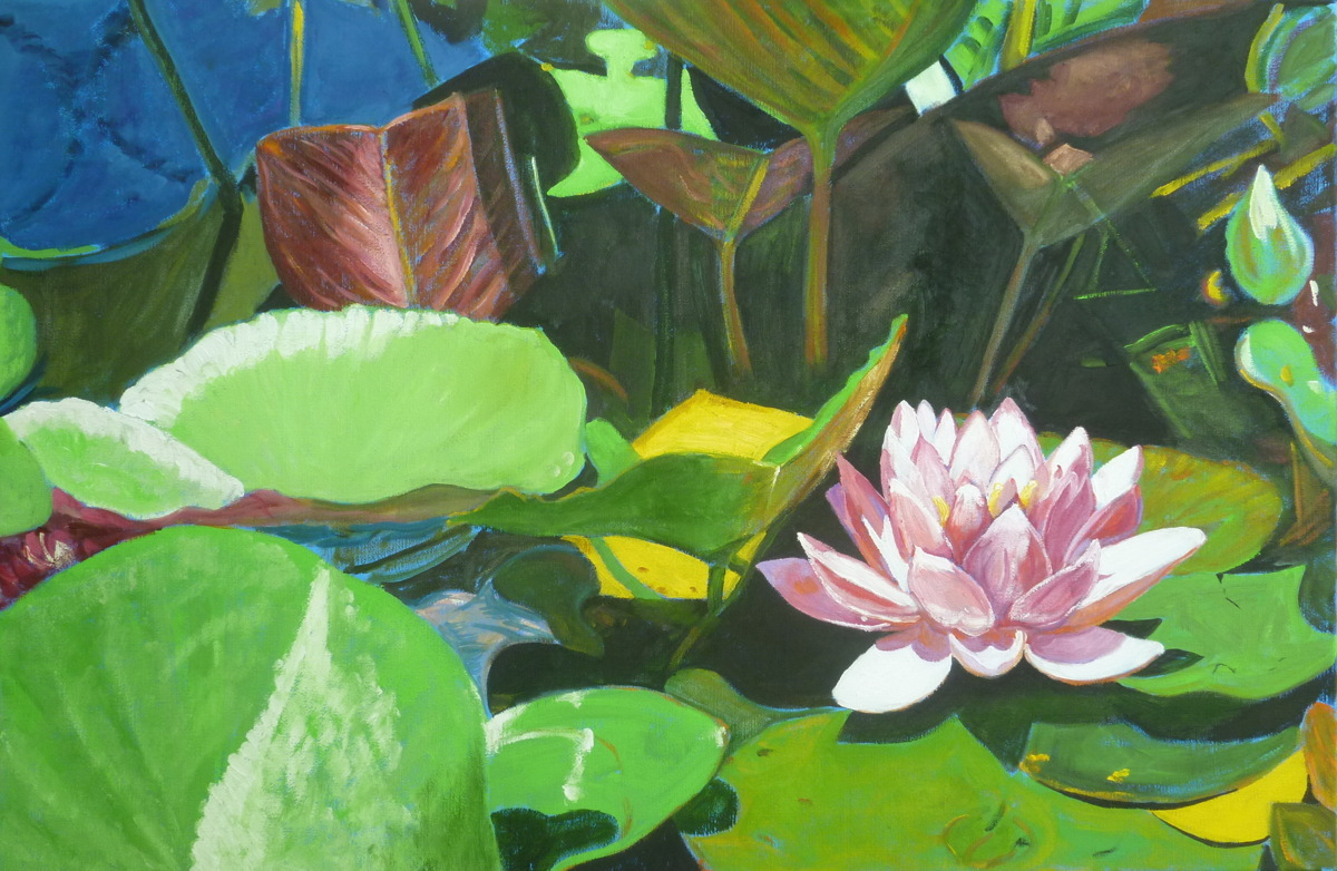 water Lilies Nr. 12 (large view)