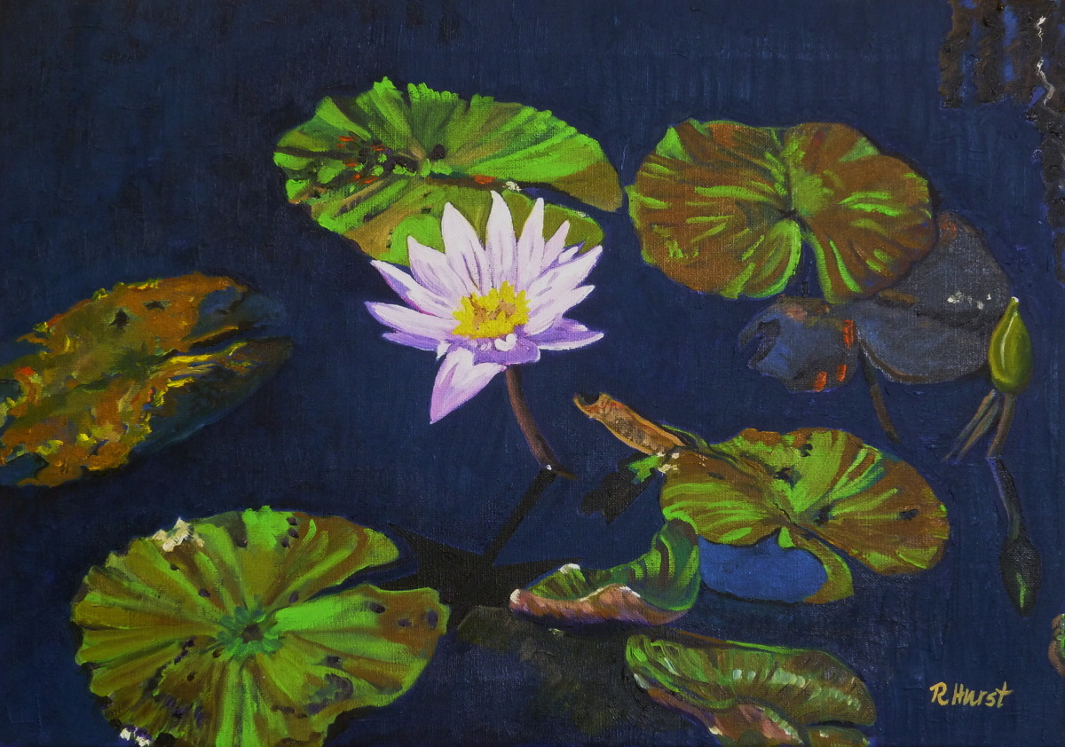 Water Lilies Nr. 17 (large view)