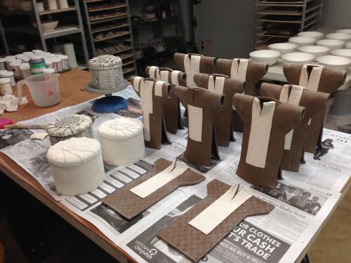 Glaze Production