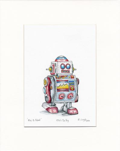 Mini D-Robot