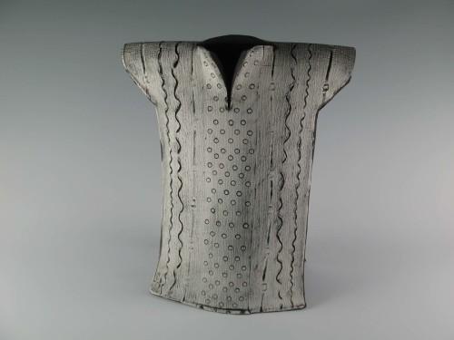 Kimono: White Pattern Chasuble #1