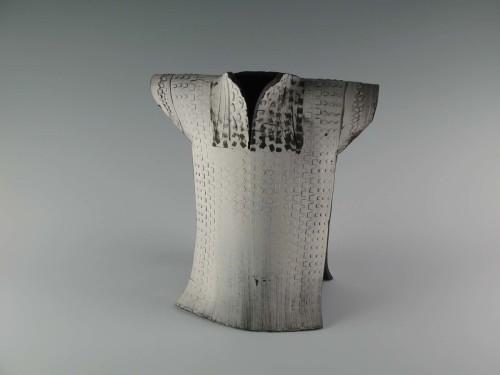 Kimono: White Pattern Chasuble #3