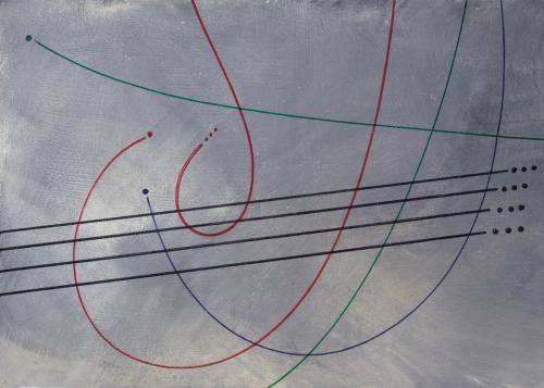 Linear Arcs #2