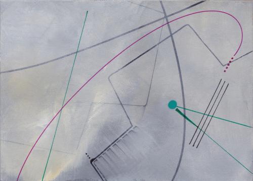 Linear Arcs #3