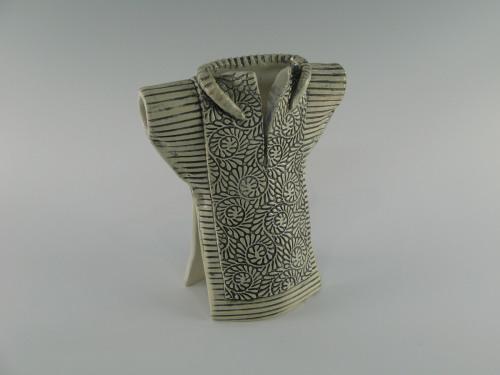 White Pattern Vestment