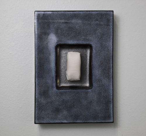 Ceramics on the wall #3