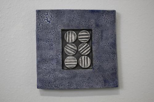 Ceramics on the wall #12
