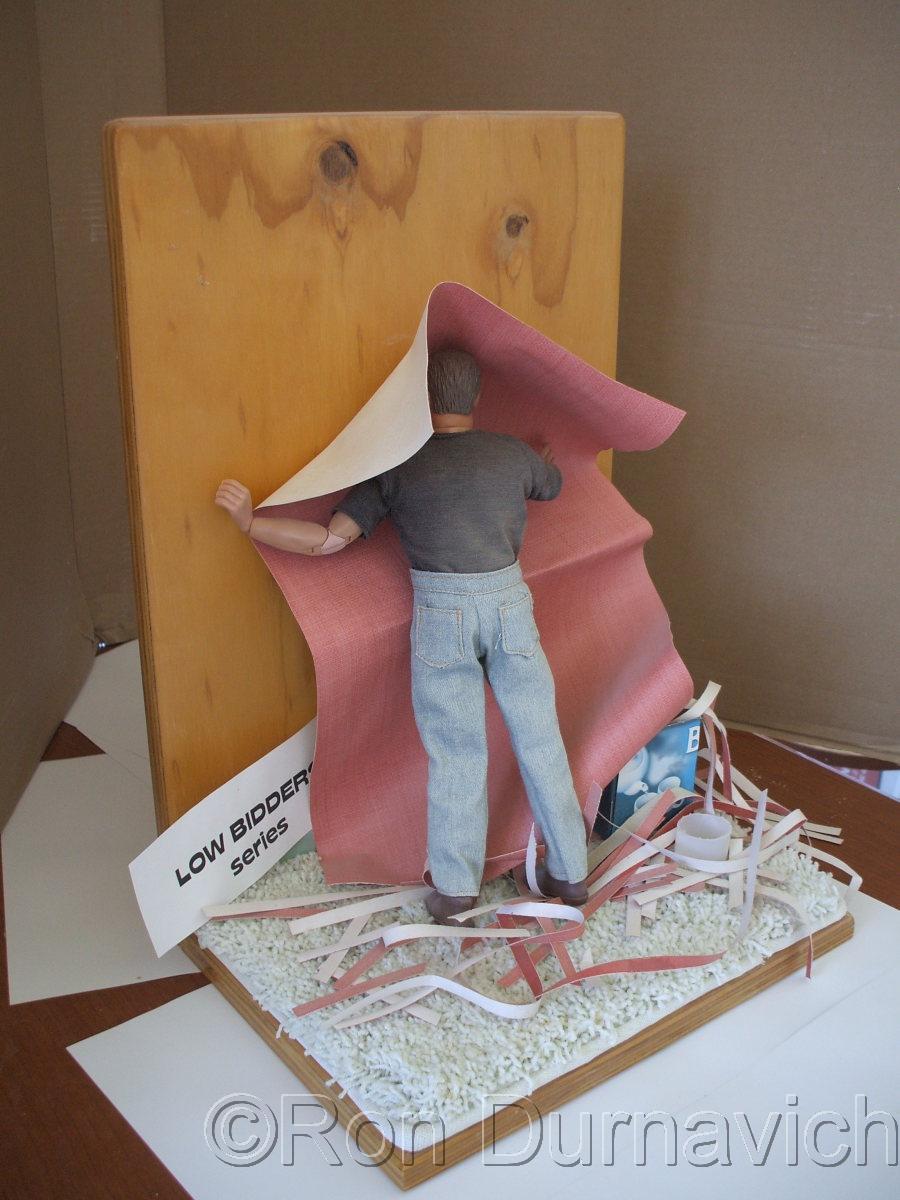 LOW BIDDERS - Paperhanger (large view)