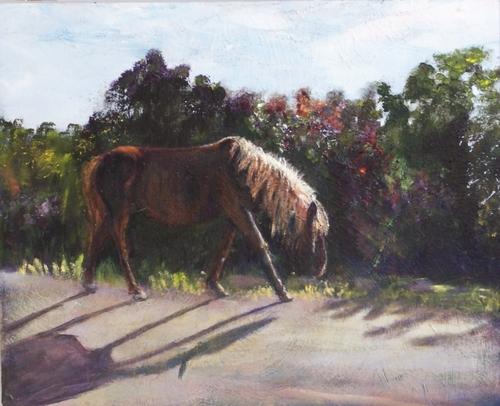 Pony Alone