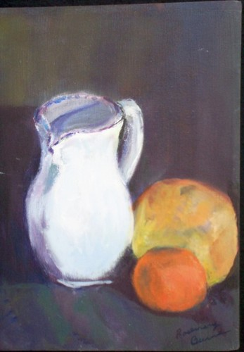 Pitcher and Citrus