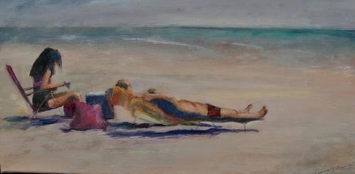 Beachin' for Three