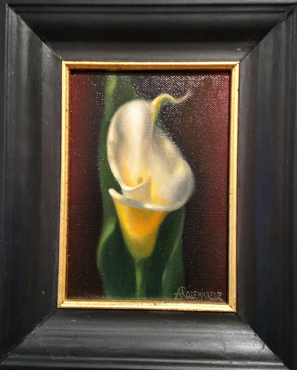 """""""Calla Lily"""" (large view)"""