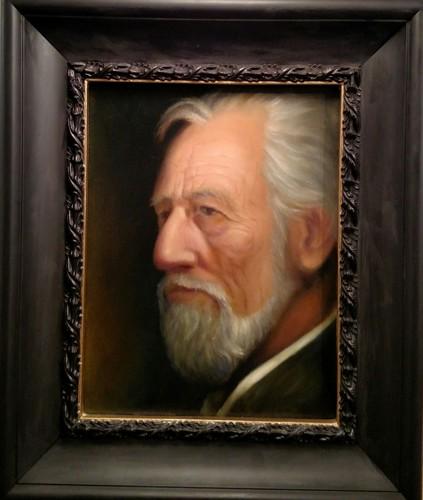 Portrait of my Friend Daniel, the Painter