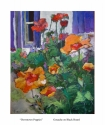 Downtown Poppies by Roseanne Roth (thumbnail)