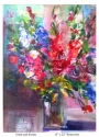 Glads and Friends by Roseanne Roth (thumbnail)