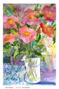 Pink Poppies by Roseanne Roth (thumbnail)