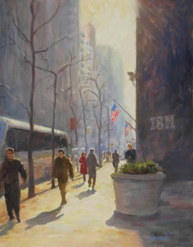 Rush Hour by Rosanne Kaloustian