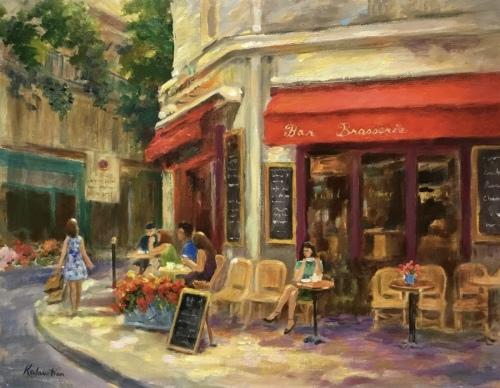 Paris Brasserie by Rosanne Kaloustian