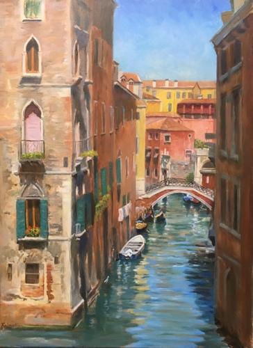 Memories of Venice by Rosanne Kaloustian