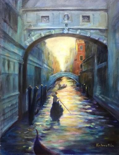 Bridge of Sighs by Rosanne Kaloustian