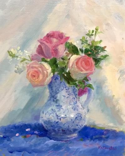 Roses by Rosanne Kaloustian
