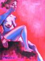 Sylvie Seated (thumbnail)