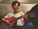 Inka with Guitar (thumbnail)