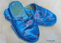 Blue Slippers (thumbnail)