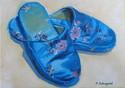 Blue Slippers (thumbnail)