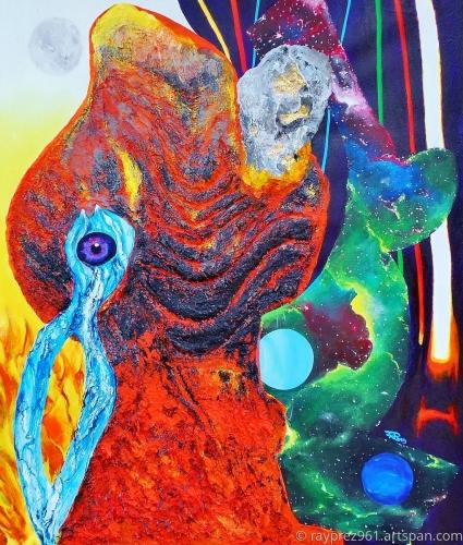 Infinite by Raymond Perez Art