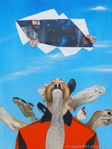 Untitled by Raymond Perez Art