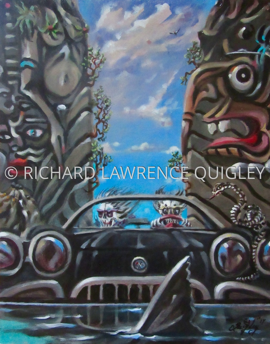 """""""A SWEET RIDE"""" (large view)"""