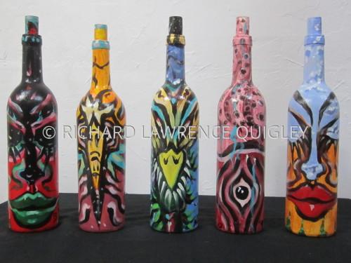 #2 Wine Bottles