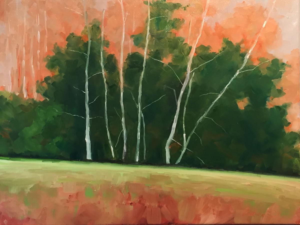 Fall Tree Light (large view)
